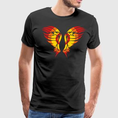 wings - Men's Premium T-Shirt