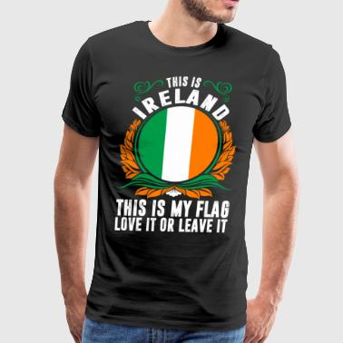 This Is Ireland - Men's Premium T-Shirt