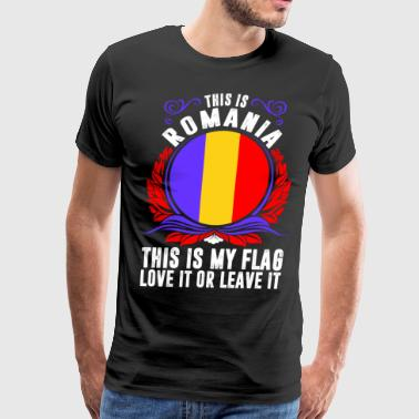 This Is Romania - Men's Premium T-Shirt