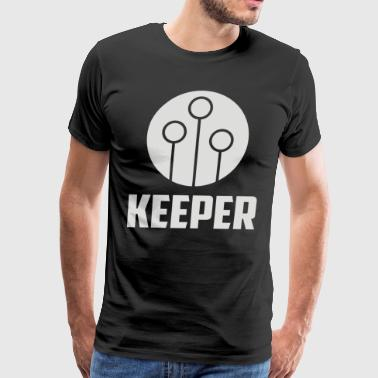 Keeper - Men's Premium T-Shirt