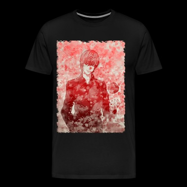 Yagami Light - Men's Premium T-Shirt