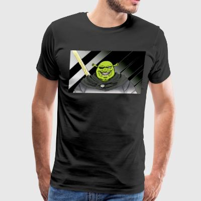 Shrek Anime Edition - Men's Premium T-Shirt
