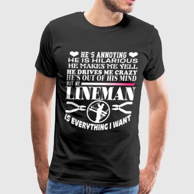 My Boilermaker Is Everything I Want T Shirt - Men's Premium T-Shirt