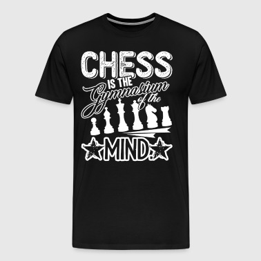 Chess Player Shirts - Men's Premium T-Shirt