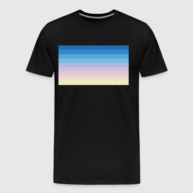 Sunset - Men's Premium T-Shirt