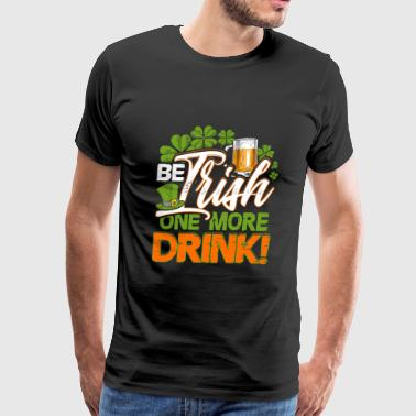 St. Patrick´s Day gift - Men's Premium T-Shirt