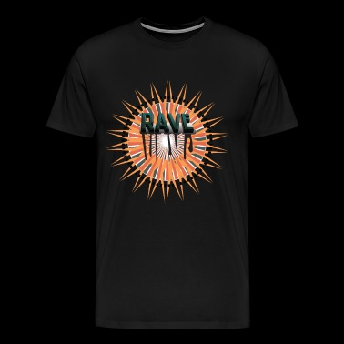 Rave - Men's Premium T-Shirt