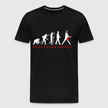 evolution_guitar_112013_d_2c - Men's Premium T-Shirt