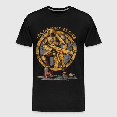 Tau Fire Warrior - Men's Premium T-Shirt