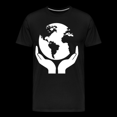 eco world - Men's Premium T-Shirt