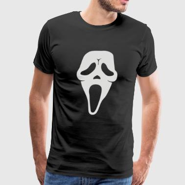 Scream - Men's Premium T-Shirt