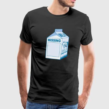Missing ( with your face !) - Men's Premium T-Shirt