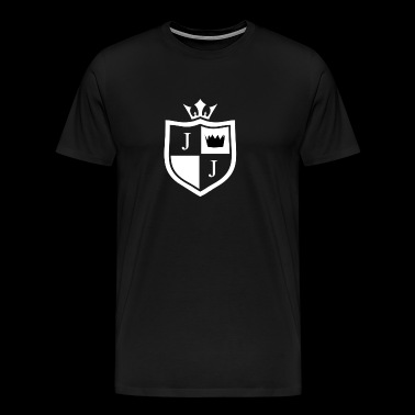 Jewelz Royal Shield logo - Men's Premium T-Shirt