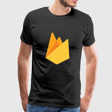 Firebase - Men's Premium T-Shirt