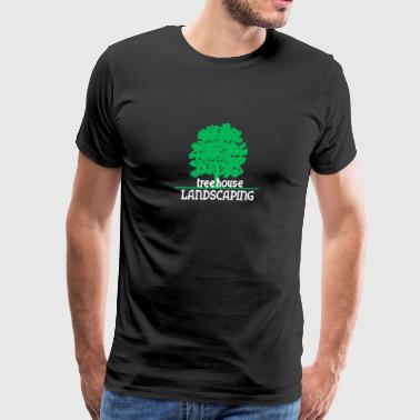 Treehouse LS - Men's Premium T-Shirt