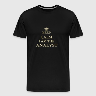 Analyst - Men's Premium T-Shirt