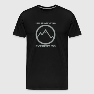 Everest 53 - Men's Premium T-Shirt