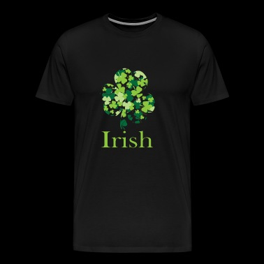 shamrock3 - Men's Premium T-Shirt