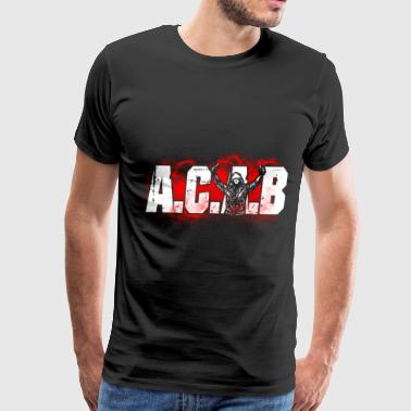 ACAB FXD - Men's Premium T-Shirt