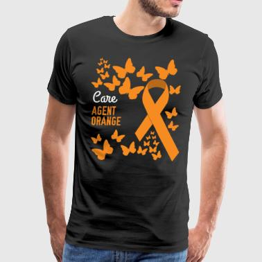 Agent Orange Awareness - Men's Premium T-Shirt