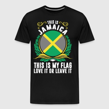 This Is Jamaica - Men's Premium T-Shirt