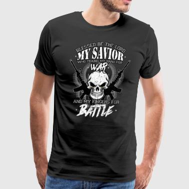 US Soldier Patriot Army Trooper Gift - Men's Premium T-Shirt