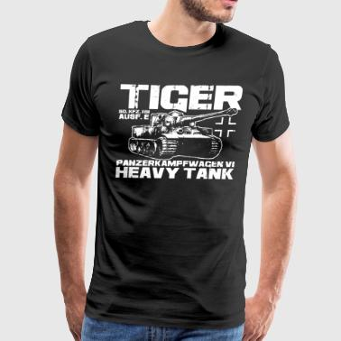 Tiger I - Men's Premium T-Shirt