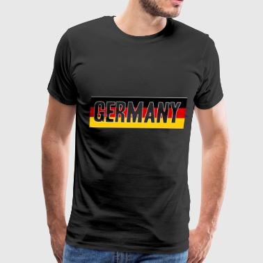 Germany Soccer Football Team champion gift idea - Men's Premium T-Shirt