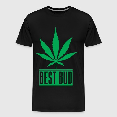 Best bud - Men's Premium T-Shirt