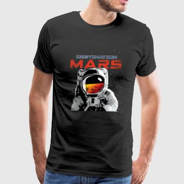 Destination Mars - Men's Premium T-Shirt