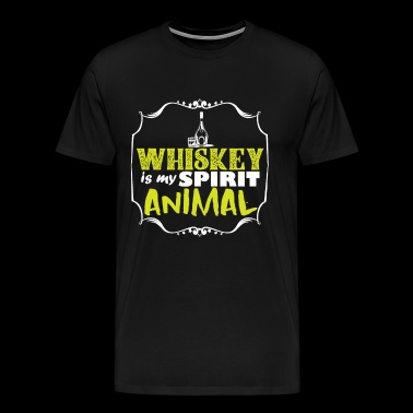 Funny Whiskey gift - Men's Premium T-Shirt