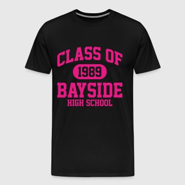 Class of Any Year high school reunion graduation a - Men's Premium T-Shirt