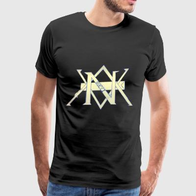 Nyknation and Nucci collab - Men's Premium T-Shirt