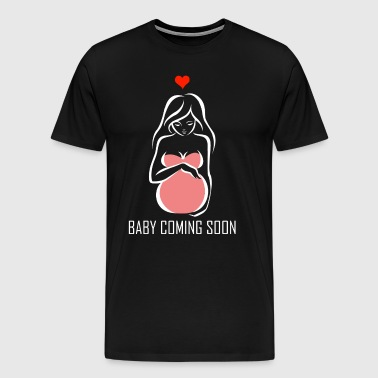 pregnancy - Men's Premium T-Shirt