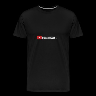 TheGamingCone Official Merchandise - Men's Premium T-Shirt