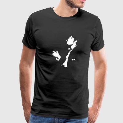TOM WAITS ROCK INDIE ROCK POP MUSIC - Men's Premium T-Shirt