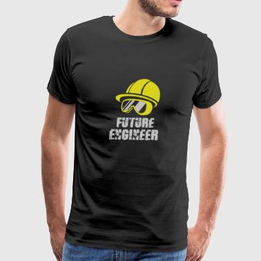 Future Engineer - Men's Premium T-Shirt
