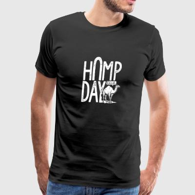 Hump Day office Party - Men's Premium T-Shirt