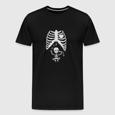 Halloween Maternity - Men's Premium T-Shirt