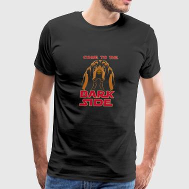 Come to the bark - Men's Premium T-Shirt