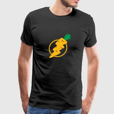 New Design Carrots lightning Best Seller - Men's Premium T-Shirt