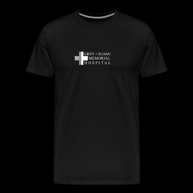New Design Grey Sloan Memoral Hospital - Men's Premium T-Shirt