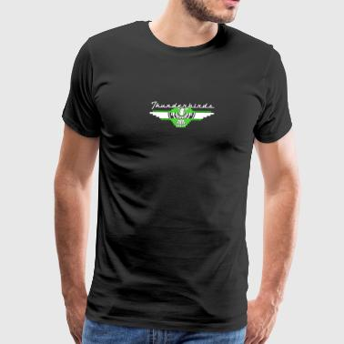 New Design Thunderbirds Baseball Best Seller - Men's Premium T-Shirt