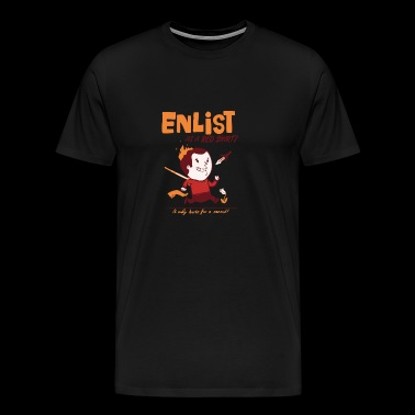 Enlist - Men's Premium T-Shirt