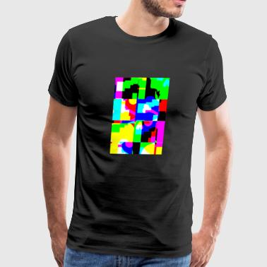 Shape Of Shirts To Come - Men's Premium T-Shirt
