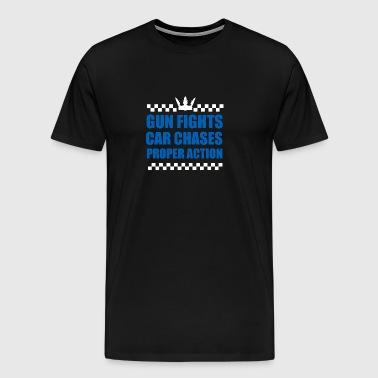 Hot Fuzz - Men's Premium T-Shirt