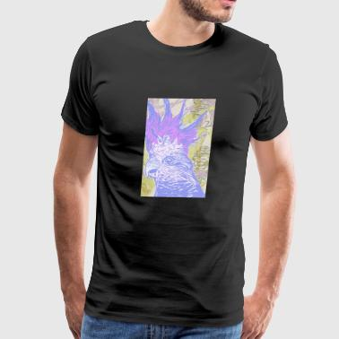 cockatoo - Men's Premium T-Shirt