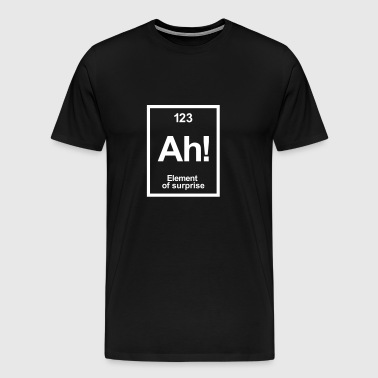 periodic table - Men's Premium T-Shirt