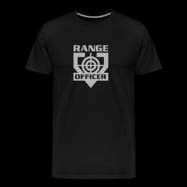 Range Officer - Men's Premium T-Shirt
