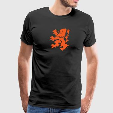 Dutch Lion Rampant - Men's Premium T-Shirt